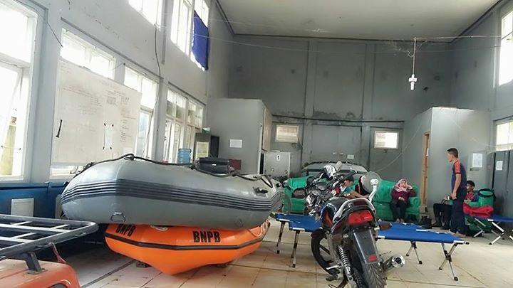 Antisipasi Bencana Banjir, BPBD Servis Peralatan dan Armada