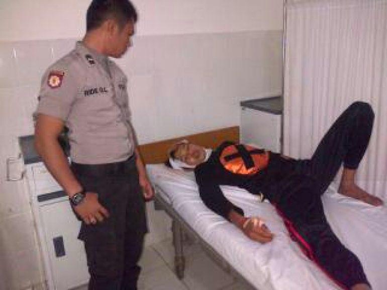 Pembunuh Satpam PT Elap Ditangkap Di Pagaralam