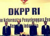 Komisioner KPU Musirawas Dipecat