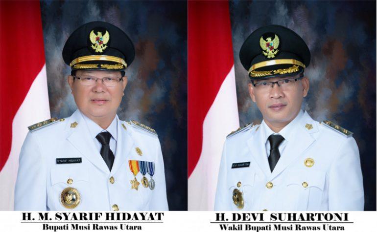 Tipikal Kepemimpinan Bupati Musirawas Utara 2016-2021