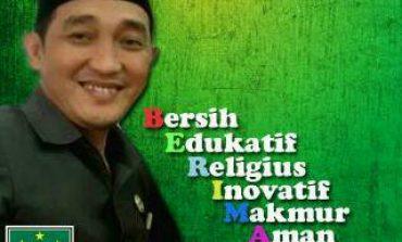 Raden Syahlendra Siap Wujudkan Linggau Ber-IMAN